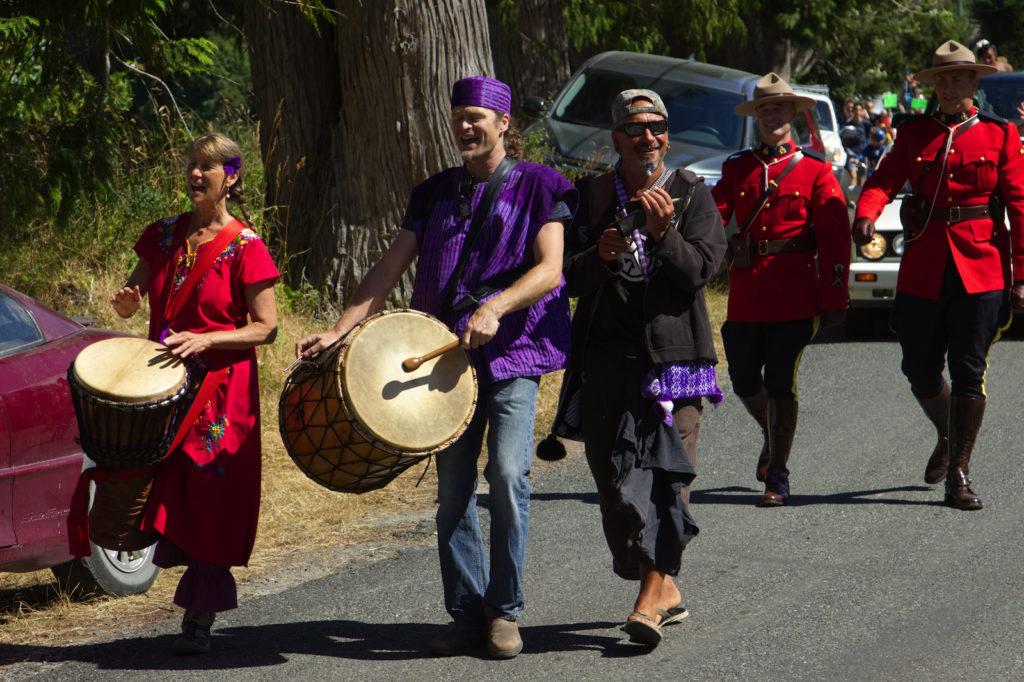 Cortes Day Parade