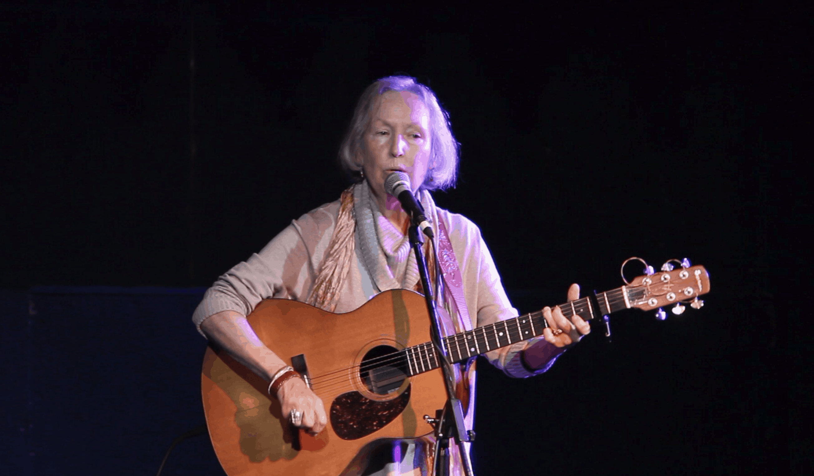 Denise Wolda at the Gorge Hall